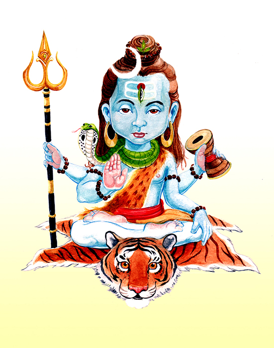 Hindu God Shiva-God of Destruction or Calm and Peace?