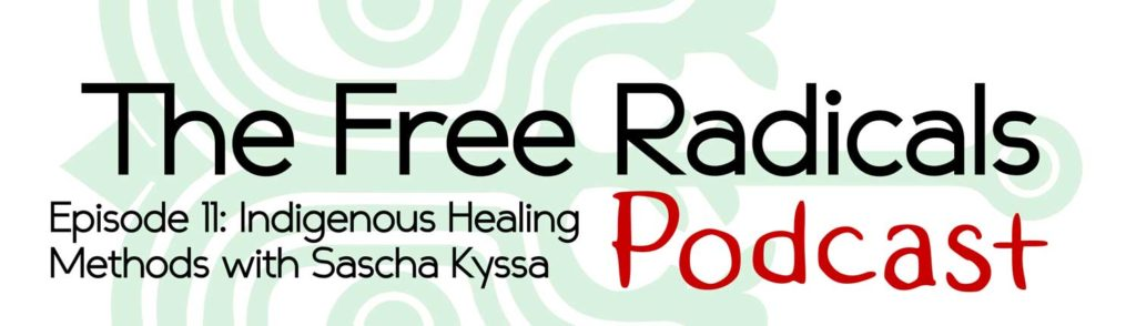Indigenous healing methods with Sascha Kyssa & The Eco Garden Handbook